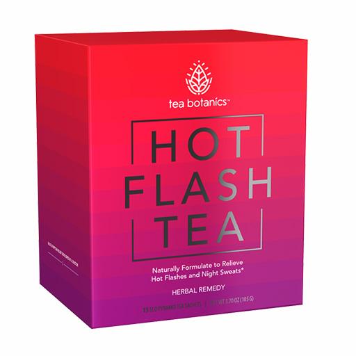 Hot Flash Tea